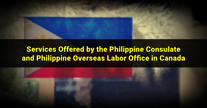 canada philippine embassy